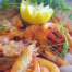 Buffet - Cooked Northwest Prawns