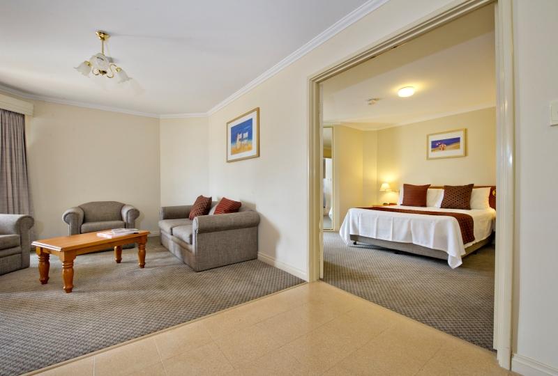 Abbey Beach Resort Spa Suite